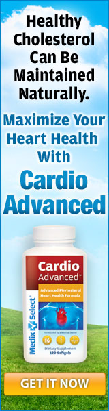 Cardio Advanced Herbal Supplement